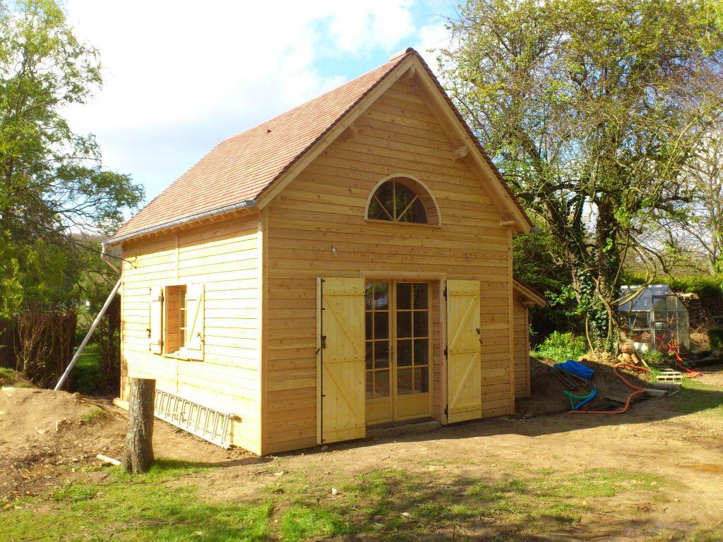 Construction cabane sur pilotis - Faire un kebab maison ...