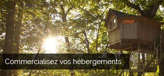Commercialisez votre hébergement insolite